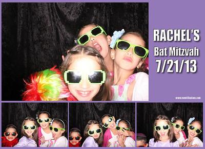 Rachel's Bat Mitavah