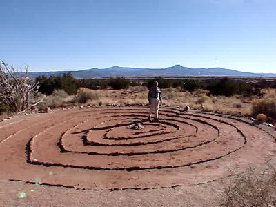 Stillpoint at Ghost Ranch, Abiquiu, New Mexico