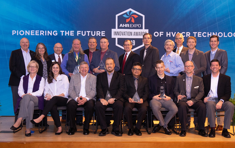 2019 AHR Expo Innovation Award Winners