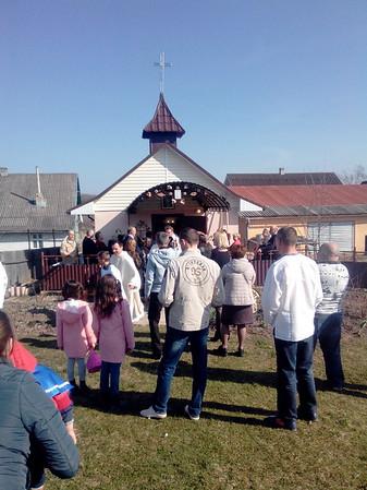 PARAFIA MIŁOSIERDZIA BOŻEGO - Krasnoilsk