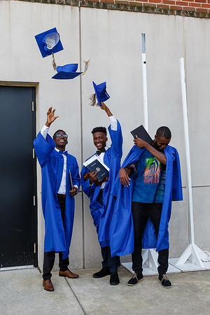 High Point High Graduation - 2016