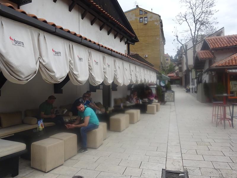 29_Sarajevo. Bascarsija is the heart of Old-Sarajevo.JPG
