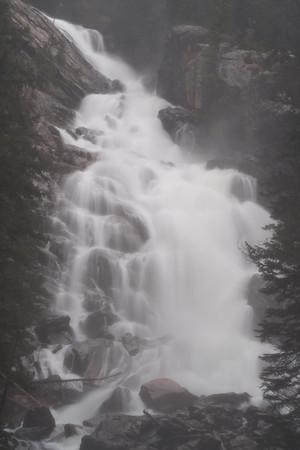 Waterfalls of Tetons