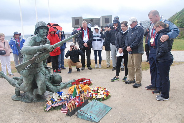 The D-Day Trip 2019