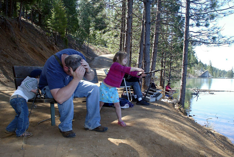 Kids Fishing Day