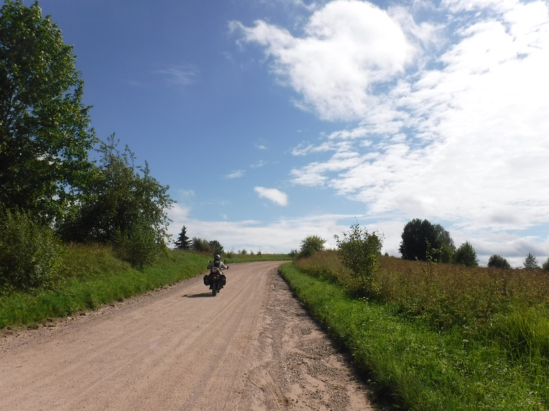 More great gravel roads