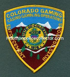 Colorado Gaming Enforcement