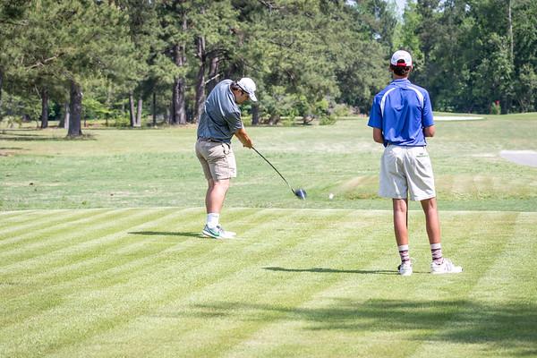 HHA Region Golf Tournament 4-20-17
