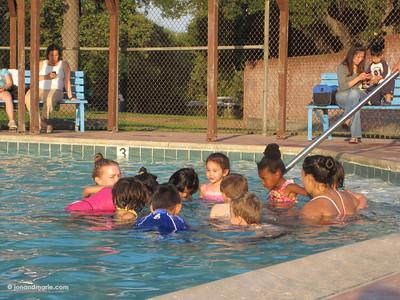 6/29 - Swimming Class