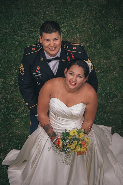 Javier & Danielle Wedding