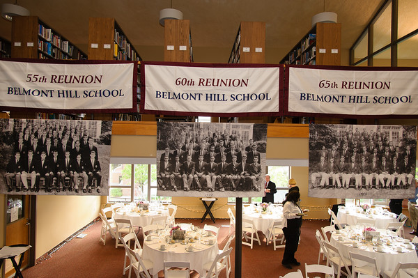 BELMONT HILL SCHOOL