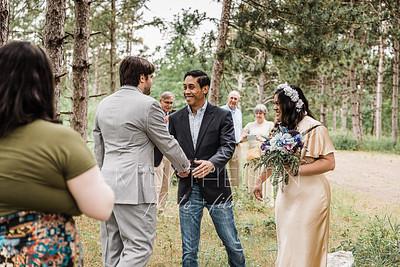 Al + B wedding