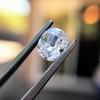 0.71ct Cushion Cut Diamond, GIA I I1 10