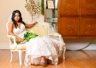 Jessy's Bridal Session