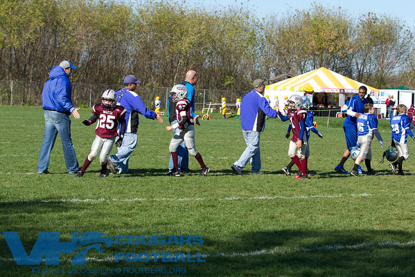 Away Game vs Prairie Ridge Wolves