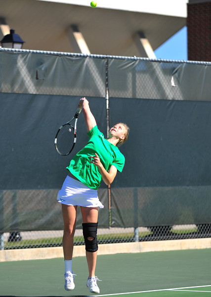 MU v WVU Tennis 2012