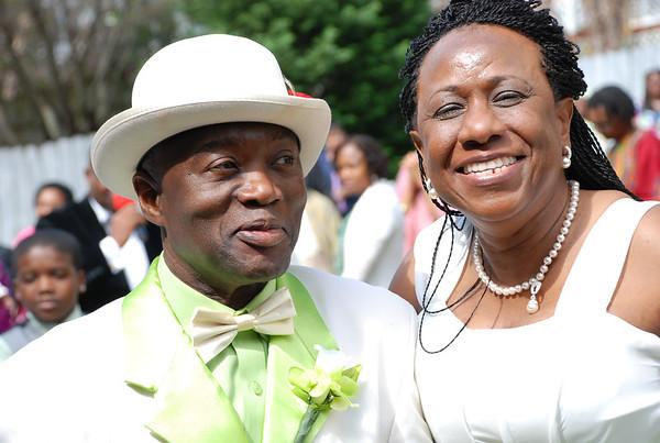 EZEKIEL & ELOUISE WEDDING