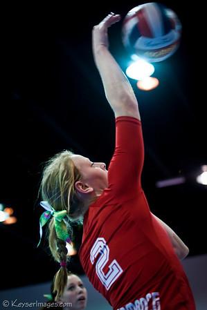 Club Volleyball - 15UA Colorado Performance