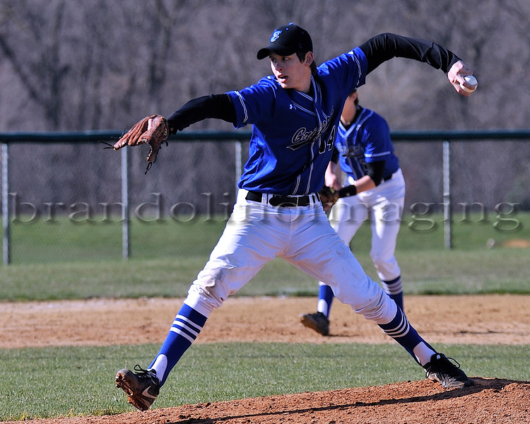 Lincoln-Way East Varsity Baseball: 2016