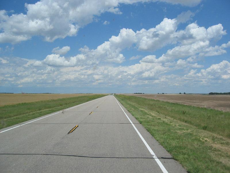 Kansas or Nebraska - it's all the same.