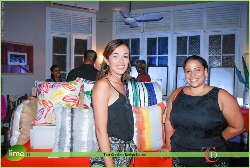 Toni Crockett Design Launch
