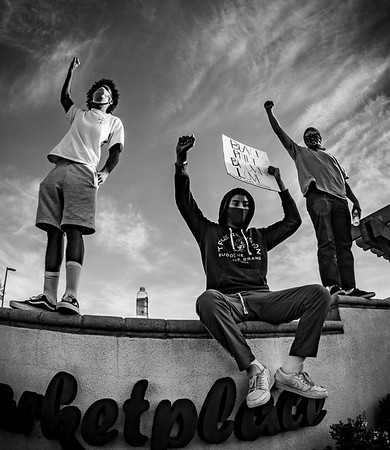 Eastvale Black Lives Matter Protest 5-31-20