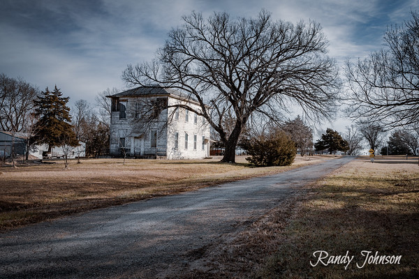 Old Houses,Barns and Structures of Southeast Kansas