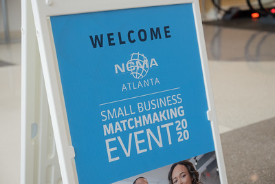 SMALL BUSINESS MATCHMAKING EVENT 2020 @ THE EPI CENTER  - 2/26/2020