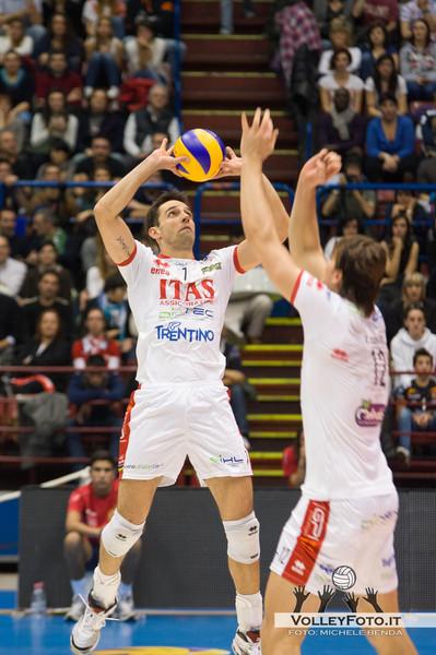 Itas Diastec Trentino vs. Cucine Lube Banca Marche Macerata Finale Del Monte Coppa Italia Serie A1 2012/13