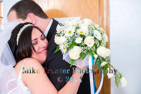 Brian and Danielle's Wedding 5/3/14