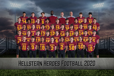 Hellstern Middle School Football