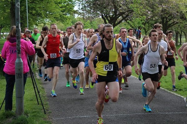 Sri Chinmoy Races 1 Mile 25 May 2016
