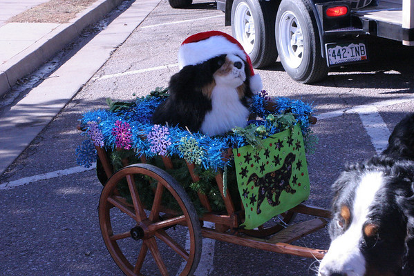 12/13/08 Manitou Christmas Parade