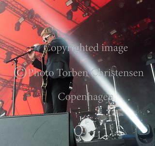 Interpol, Roskilde Festival 2018