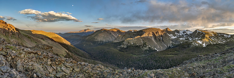 Trail Ridge Panorama