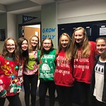 Ugly Sweater Day 2019