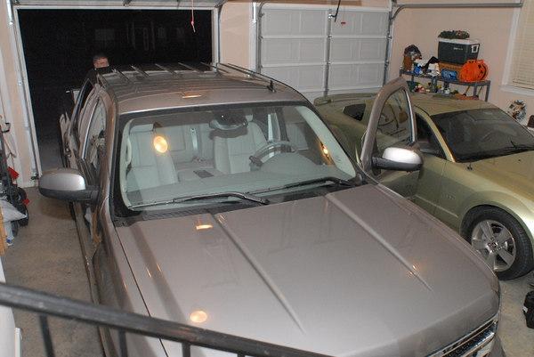2007 Silverado LTZ