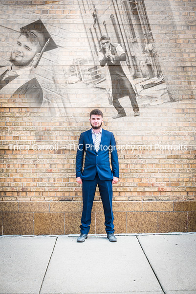 Draven Senior Photos