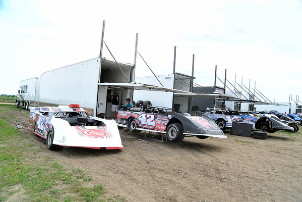 2015 06-25 CBC MARS Late Models ParkJeff Speedway