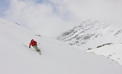 Skiing 2011-12