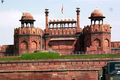 Delhi Red Fort 2005
