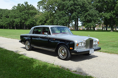 79 Silver Shadow II 2-tome Silver over black
