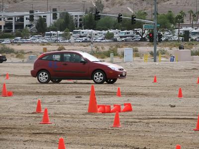 Laughlin Rallycross 2006