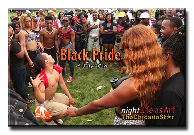 6 july 2014 Black Pride