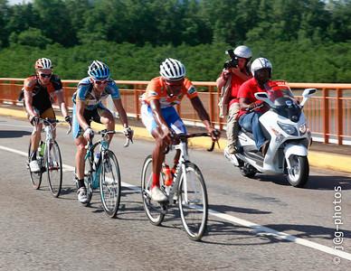 TOUR CYCLISTE GUYANE 2010
