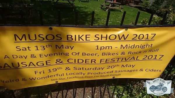 Musos on bikes Vol 1