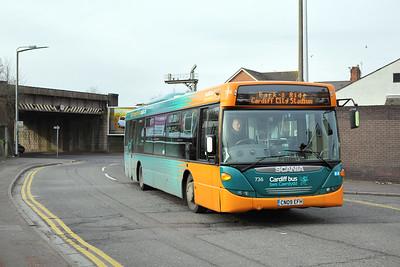 Cardiff Bus / Bws Caerdydd