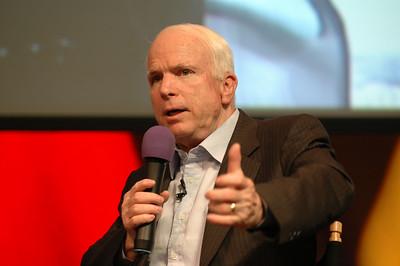 Senator John McCain Visits Google