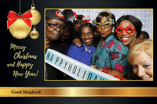 Good Shepherd Christmas Party