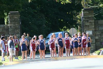 Cross Country Girls